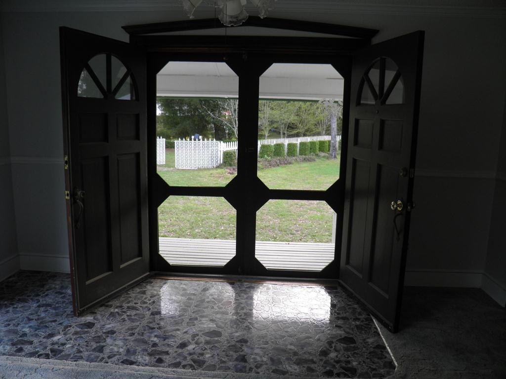 Front Doors From Inside