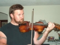 Me with Violin