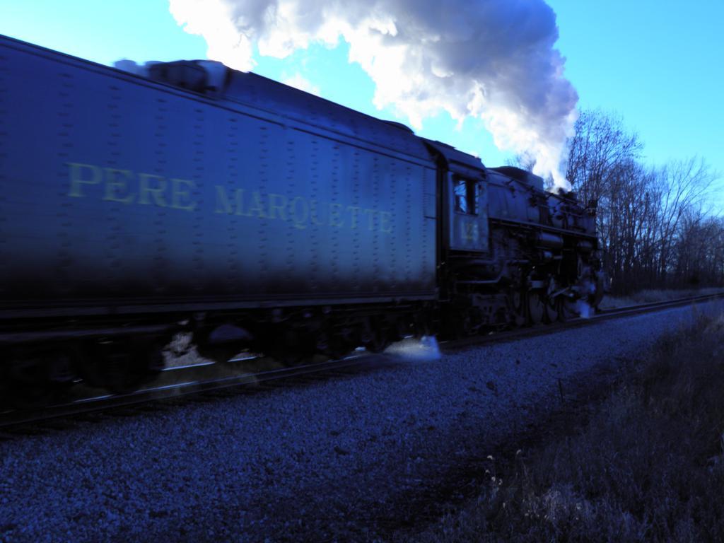 Polar Express 8
